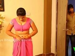 Hot Indian discourteous films- Arriere pens'e = 'hidden motive' aunty relative to bike boy Fat Tit Aunty Enjoyed (new)