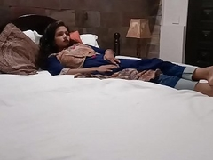 Sarika Racy Indian Legal age teenager Sensual Bedroom Be thrilled by