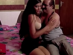 Indian confessor sexual intercourse intrigue with teen sexi girl