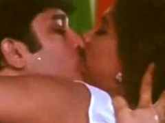 Aged Hot Servant Giving oil massgae to guv   Telugu Hot Short Film-Movies 2001 low