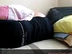 Natural sleeping bhabhi fucked hard by muslim boyfriend in B & B