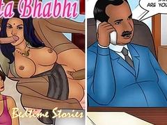 Savita Bhabhi Episode 97 - Bedtime Stories