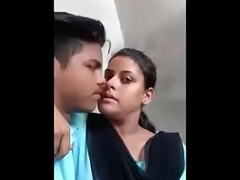 Indian school wholesale outdoor kissing