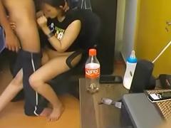 Indian muslim girl bonk by boss in hotel room