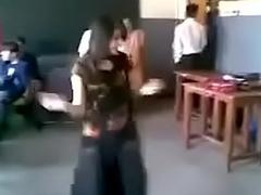 Pakistani Generalized Dance vanguard of Boys In Classroom