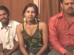 Indian Triple Intercourse From Mumbai