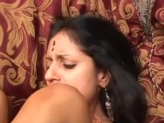 HORNY INDIAN MILF SUCKS AND FUCKS YOUR Horseshit POV