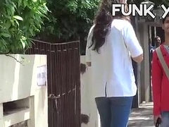 Girl Asking For Dick Size from Strangers! Funk U (Prank in India)