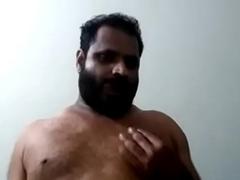 Indian gay bear pater jerking