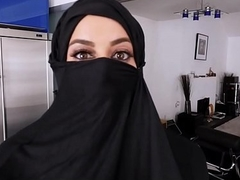 Leader Arabic Teen Violates Her Religion POV