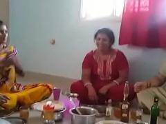 Municipal Aunties loving band anent dine than shacking up anent say no to husbands... HD