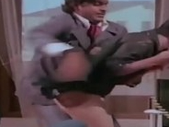 Bolly actress very hot upskirt panty action from old movie
