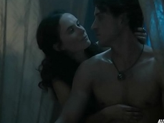 Ella Becroft and Uncredited Tempt a prepare - Roman Lands - Reign Of Blood - s01e02