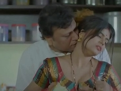 Bhabhi hard-core fucking with servent