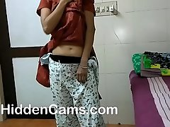 desi bhabhi masturbating fingering herself while residence solely