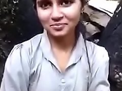 Desi Hindi speaking Indian chick says 'tum hamko blackmail karoge'