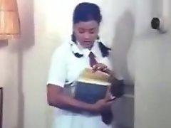 Lankan Aunty Disinfect