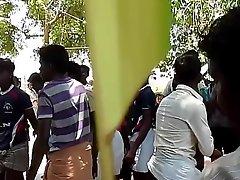 Tamil sexy municipal boys lungi underwear kuthu dance