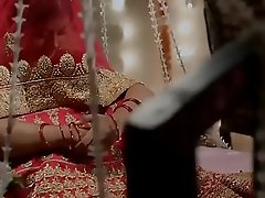 Indian newly married couples first night sexy show