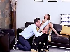 Indian MILF Takes Cock Therapy- Anissa Kate
