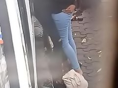 indian couple caught kissing on street everywhere hidden cam